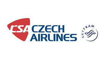 Czech Airlines CSA Flug